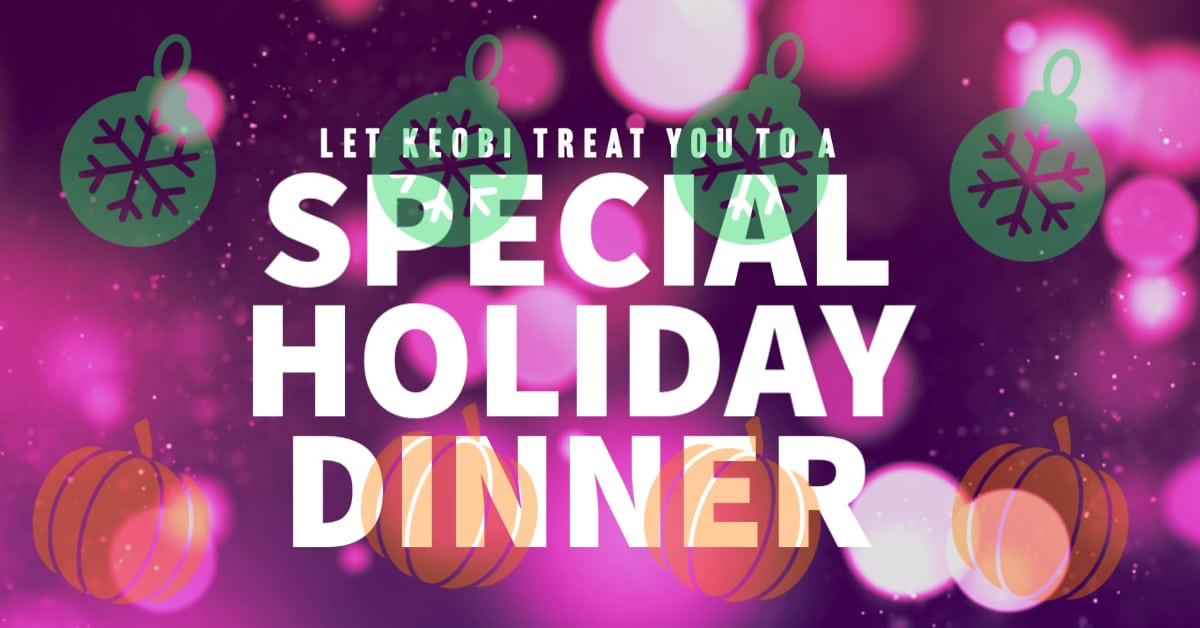 Keobi Holiday Catering Services  In  Albany | Let's Cater for Your Holiday Dinners