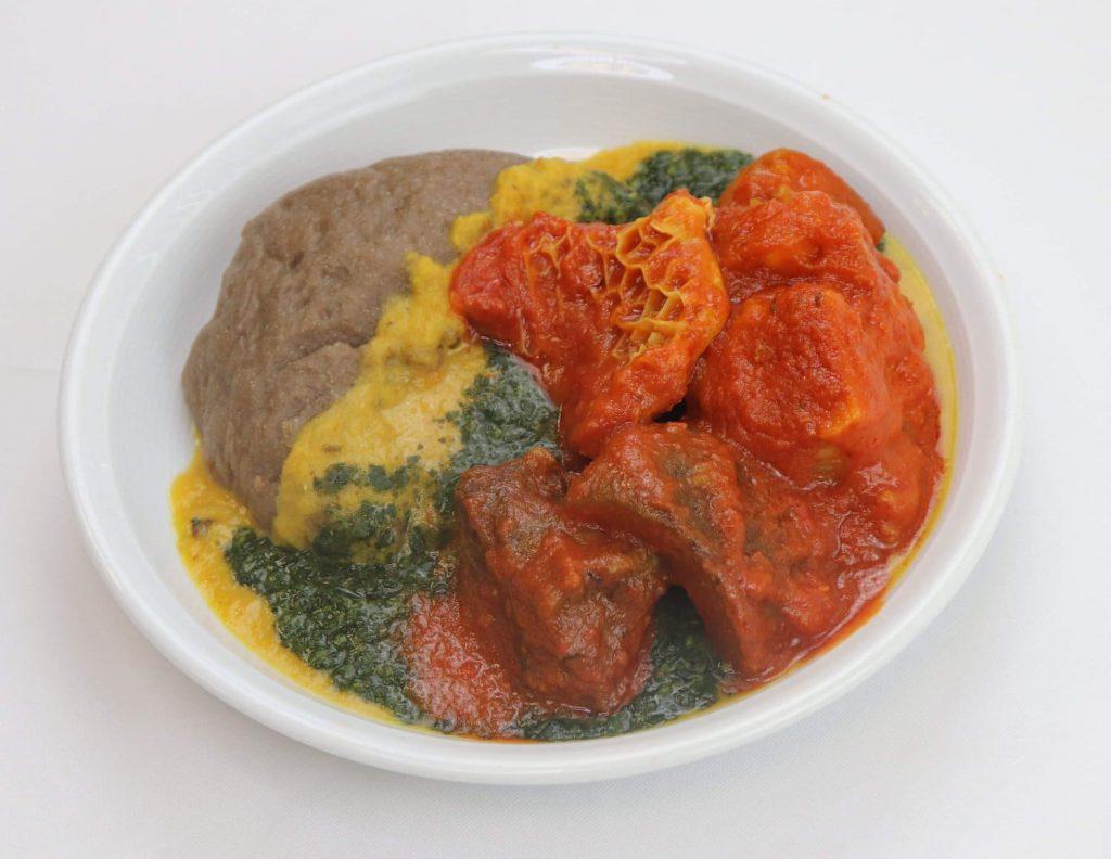 Amala | Nigeria Swallow Food