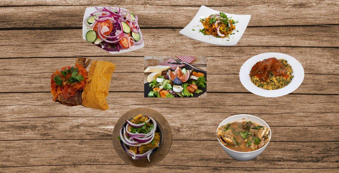 10 Best Tasty Nigerian Vegetarian Foods